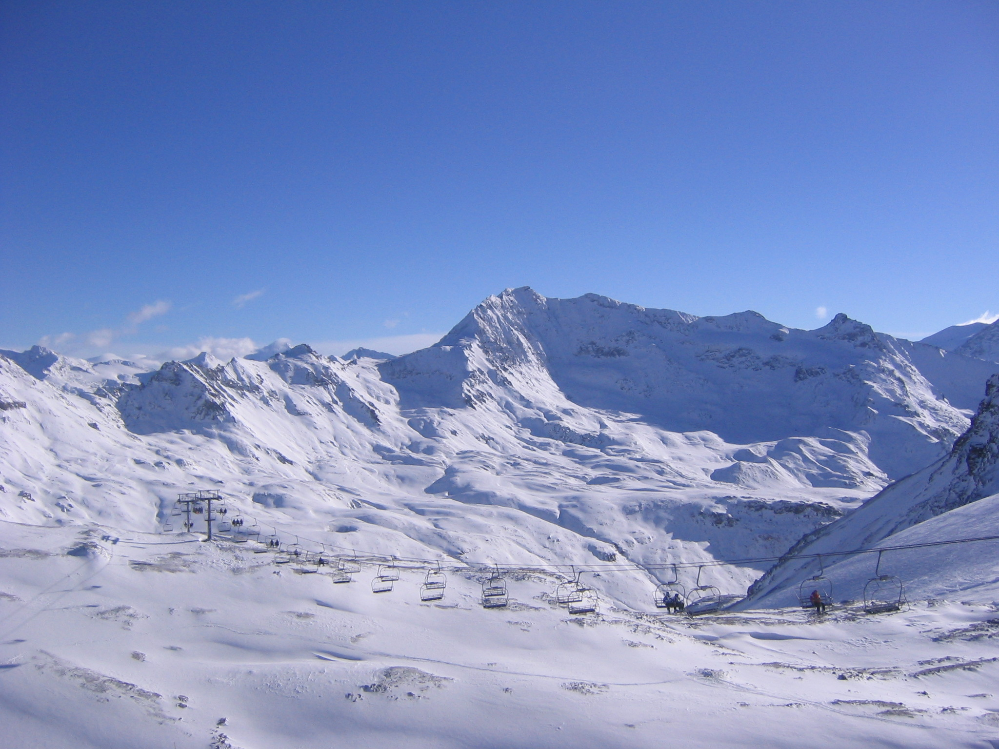 The Beautiful Slopes in France