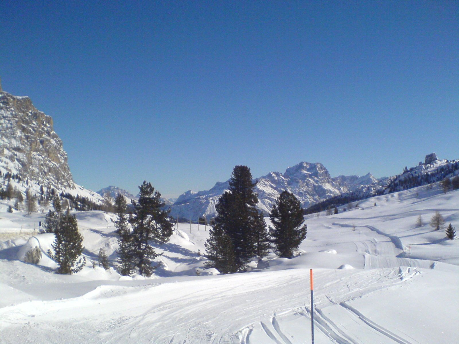 Cortina Ski Slopes