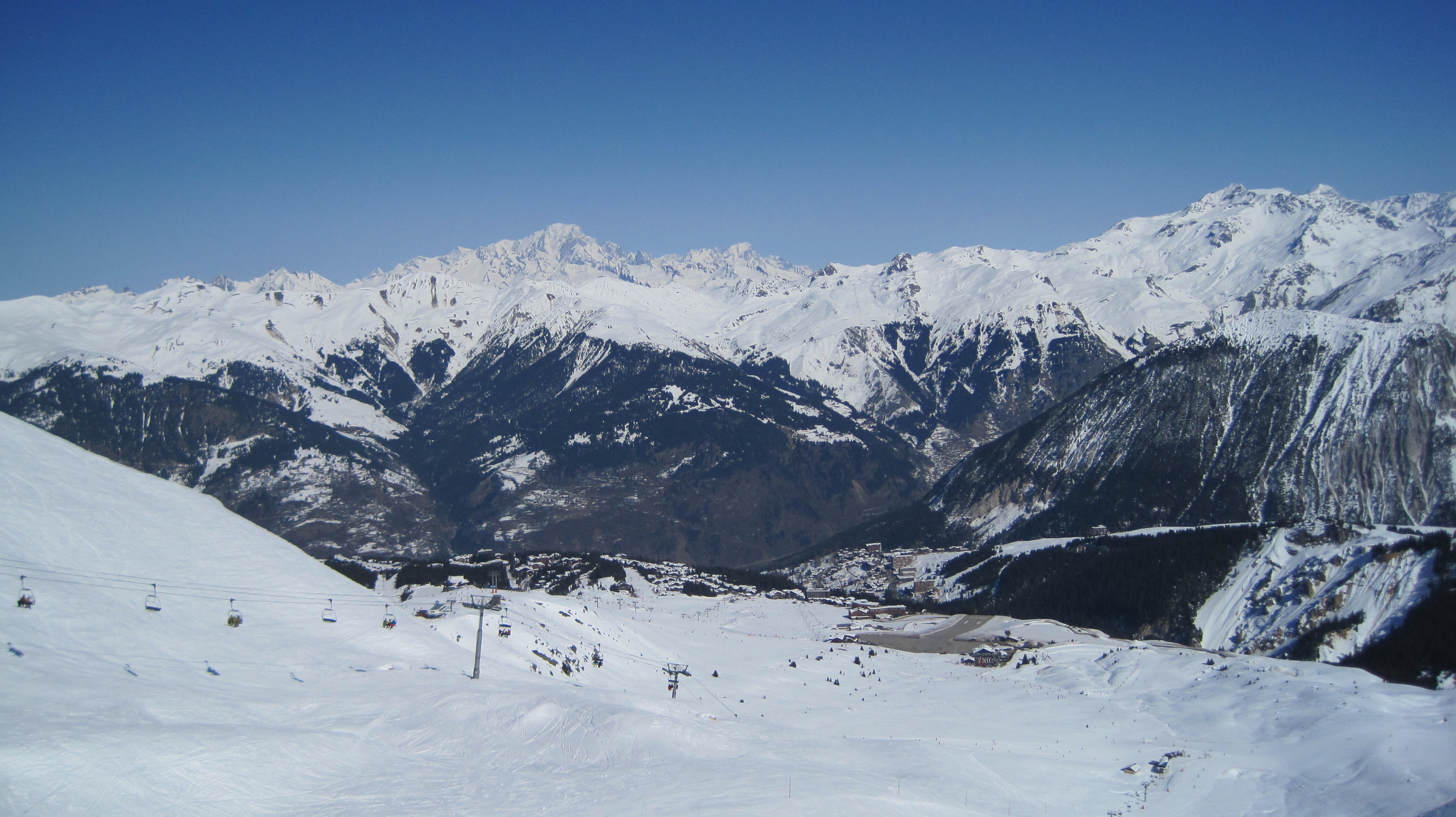 Chatel Ski Slopes
