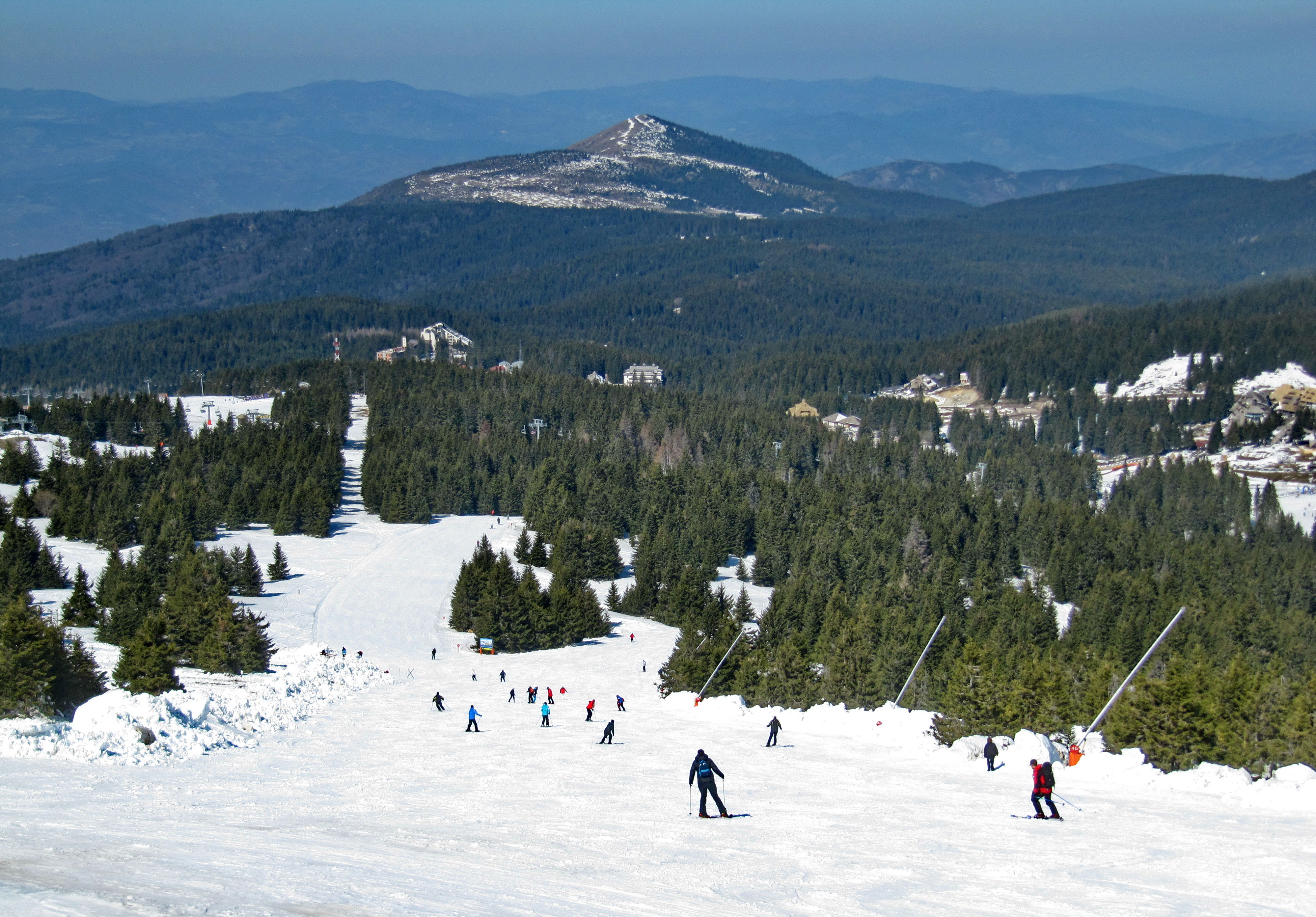 Kopaonik Ski Slopes
